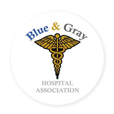 Blue & Gray Hospital Association